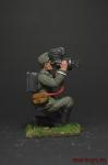 Кинооператор. Германия, 1943 - Оловянный солдатик коллекционная роспись 54 мм. Все оловянные солдатики расписываются художником вручную