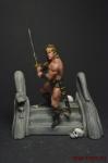 Конан варвар - Оловянный солдатик коллекционная роспись 54 мм. Все оловянные солдатики расписываются художником вручную
