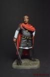 Карл Великий - Оловянный солдатик коллекционная роспись 54 мм. Все оловянные солдатики расписываются художником вручную