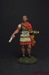 Гай Юлий Цезарь - Оловянный солдатик коллекционная роспись 54 мм. Все оловянные солдатики расписываются художником вручную