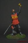 Рыцарь Святого Грааля - Оловянный солдатик коллекционная роспись 54 мм. Все оловянные солдатики расписываются художником вручную
