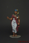 Клеопатра - Оловянный солдатик коллекционная роспись 54 мм. Все оловянные солдатики расписываются художником вручную