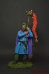 Храбрый царь Дакии Децебал - Оловянный солдатик коллекционная роспись 54 мм. Все оловянные солдатики расписываются художником вручную