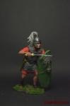 Римский принцип, 3-2 вв до н. э. - Оловянный солдатик коллекционная роспись 54 мм. Все оловянные солдатики расписываются художником вручную