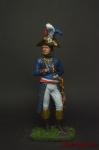 Наполеон в Египте, 1798-99 - Оловянный солдатик коллекционная роспись 54 мм. Все оловянные солдатики расписываются художником вручную